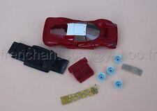 PA Voiture Ferrari P4 Le Mans Filipinetti 1967  rouge 1/43 Heco modeles 200 Ex