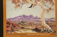 "2002 Australia ""Birth Centenary Albert Namatjira"" Prestige Stamp Booklet"" - MNH"