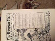 u2-3 ephemera 1905 poem the beggar man dora sigerson shorter