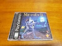 MediEvil (Sony PlayStation 1, 1998) PS1 CIB Complete TESTED Fast Shipping