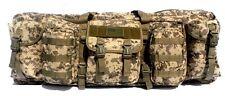 "East West U.S.A 42"" Tan ACU Twin Rifle Tactical Backpack Carrier RTGC604L-TN ACU"
