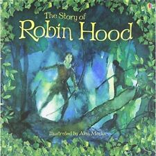Preschool Bedtime Story - Usborne Picture Book: THE STORY OF ROBIN HOOD - NEW