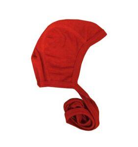 ENGEL Hat 100% MERINO WOOL baby newborn boy girl bonnet pilot virgin organic eco