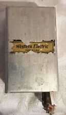 Vintage WESTERN ELECTRIC SO-1005 T202 Output Transformer