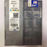 10pcs ISCAR DNMG432-TF IC907  DNMG150408-TF IC907 Carbird Inserts free shipping