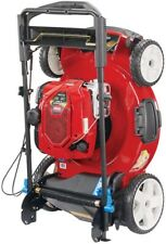 Toro Self Propelled Lawn Mower Gas Walk Behind High Wheel Drive 22 Inch Mulcher