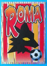 FIGURINA PANINI SUPERCALCIO 1997-98 - N. 29 - SCUDETTO - ROMA - new