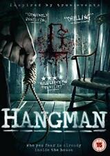 Hangman [DVD] True Story Horror Scary Film NEW Movie Gift Idea British Classic