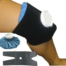 Cold Ice / Heat Pack Knee Elbow Hamstring wrap Brace Sport Brace Ice Hot  Bag