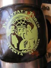 Pittypat's Porch ATLANTA GEORGIA Vintage Root/Beer Mug Glass w/Wood Handle GA