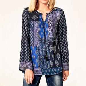 Designer-Tunika von Heine/Best Connections, Größen 34+36+38, blau-bunt, 21004327