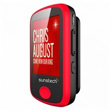 Reproductor MP4 Sunstech Ibiza8gbrd rojo 1 8 D222865