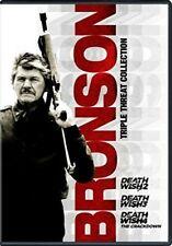 Bronson Triple Threat Collection: Death Wish 2 / Death Wish 3 / Death Wish 4: Th