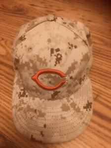 Cincinnati Reds Digital Camo Hat Cap Mlb Authentic Official On Field Cap New era