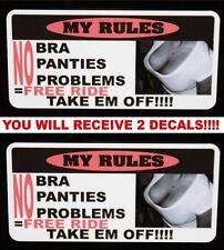 Free Ride TAKE EM OFF!!! Decal funny sticker Jeep CJ TJ MJ YJ JK CJ5 CJ7 CJ3 XJ