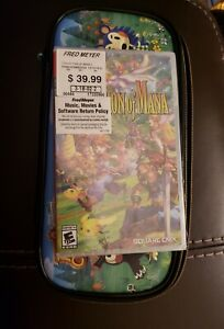 New Collection of Mana (Nintendo Switch 2019) NEW SEALED