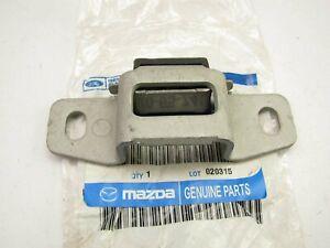 NEW - OEM Mazda ZZM0-65-741 Tailgate Striker Plate