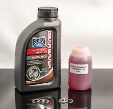 BMW R850 R1100 R1150  R1200C Ölwechsel Getriebe Endantrieb Belray SAE80W90 GL5
