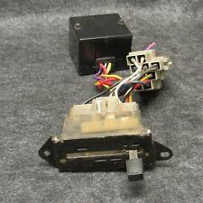1987 Ford Econoline E150 Van Intermittent Windshield Wiper Switch w/Module 51337