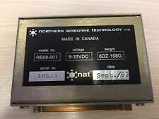 New listing Northern Airborne Technology Rs08-001 Remote Transfer Switch