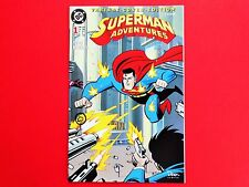 Comic: Superman Adventures Nr.1 * Variant-Cover-Edition * DC * Z: 1 * gebraucht