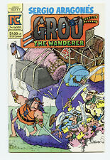 GROO The WANDERER Vol.1 #3 - 9.8 to 9.9! - PACIFIC COMICS!!  1983