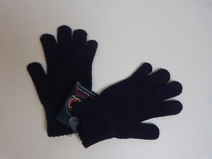 Maximo Fingerhandschuhe lila  Gr.4
