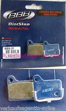 BBB Fahrrad Scheibenbremsbeläge, Bremsbeläge DiscStop BBS-51 für Shimano. NEU