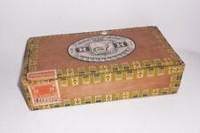 Old Cigar Box Volksfreude Pile Fina N H Cigar Box