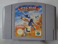 N64 Spiel - Star Wars Rogue Squadron (PAL) (Modul)