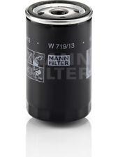 Mann Oil Filter [Ref Ryco Z423] FOR MERCEDES-BENZ SEDAN (W124) W124 (W 719/13)
