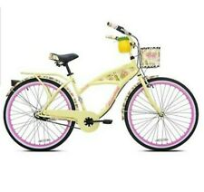 "🔥🔥Kent 26"" Margaritaville Women's 3-Speed Cruiser Bike, Yellow🔥🔥"