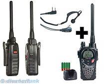 MIDLAND G9E PLUS im Security SET MA21L PMR & LPD BOOST 5 Watt nach MODS MÖGLICH