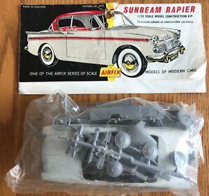 Airfix Sunbeam Rapier Kit