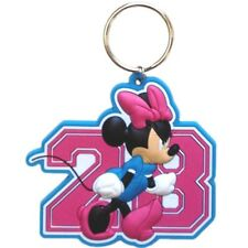 Disney Minnie Diva 28 Lasercut Keychain