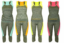 Damen-Fitnessmode im Trainingsanzüge-Stil für Gymnastic