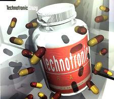 Technotronic Maxi CD Crazy - Belgium (M/VG)