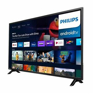 """Philips 55"""" Class 4K Ultra HD (2160P) Android Smart LED TV with Google Assistan"""