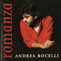Andrea Bocelli / Romanza *NEW* CD