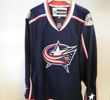 NHL REEBOK Premier Columbus Blue Jackets Hockey Jersey New Mens 3XL