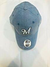 MILWAUKEE BREWERS  MLB NEW ERA  9 TWENTY WOMEN ADJUSTABLE CAP/HAT - BRAND NEW