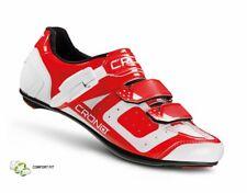 NEW Crono CR3 Road Cycling Shoes - Red (Reg. $200) Italian Sidi Gaerne Giro