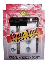 Motrax M/cycle Chain Breaker & Riveting Tool - suitable for 420-532 Chains.