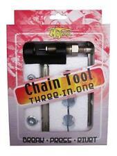 Motrax M/Ciclo Kit De Interruptor & Remachadora De Cadena-Apto Para 420-532 cadenas.