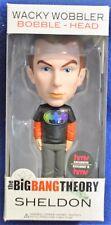 The Big Bang Theory Wacky Wobbler Sheldon Bobble Head Ltd Ed. Batman Shirt - NEW