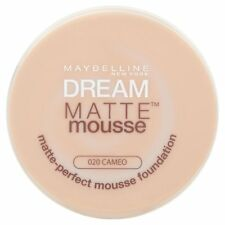 Maybelline Dream Matte Mousse Foundation - 020 Cameo