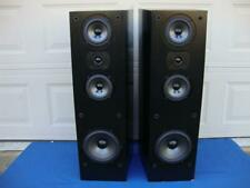 Acoustic Research (AR) Classic 18 (SRA) 3 Ways Tower Speakers -Pro Reconditioned