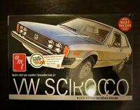 Rare ! AMT 1/25 VOLKSWAGEN SCIROCCO Build Stock or Road Racer Steal !