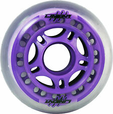Rollerblade Inline Skates Roller Blade Scooter Wheels Linear 76mm Set of 4