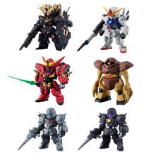 BANDAI FW GUNDAM CONVERGE ♯16 All 6 type set Japan import NEW Figure